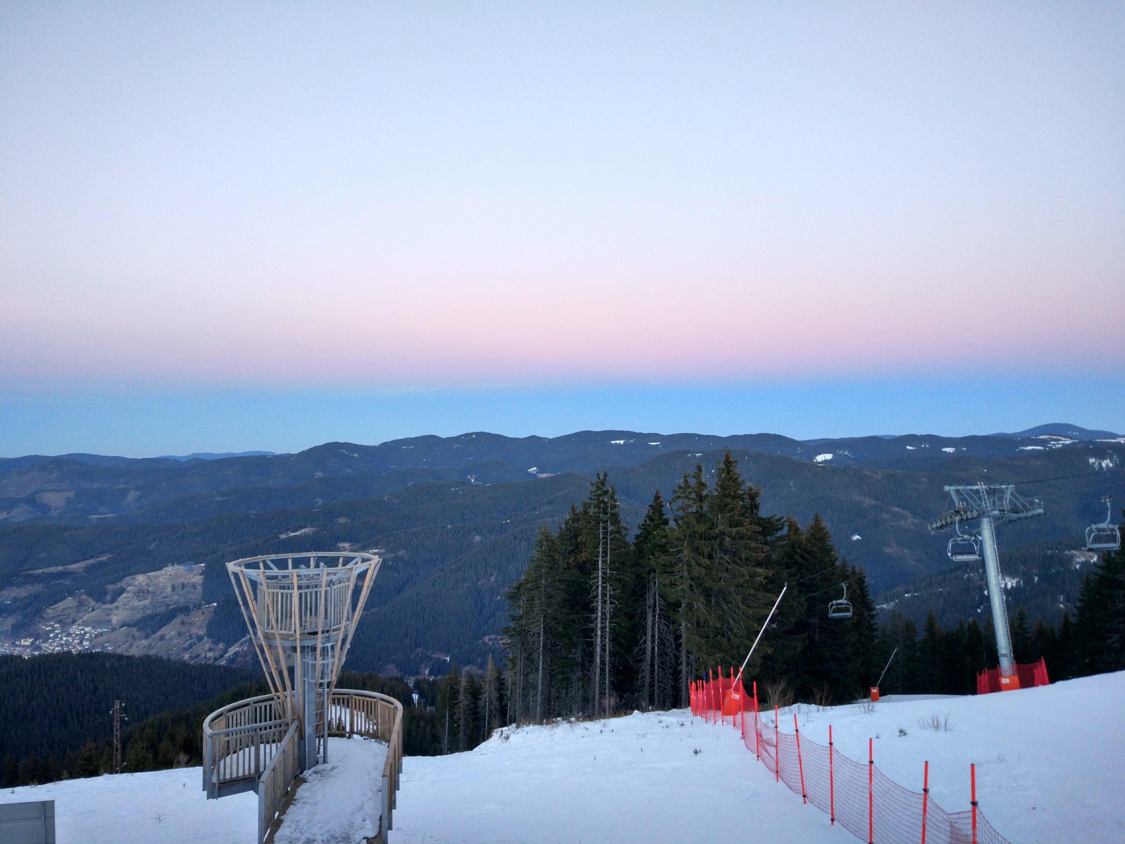 #mechichal #rodopi #ski #skiing #slope #winter #time #amazing #nature #beautiful #Bulgaria #Rodopi #mountain #skislope