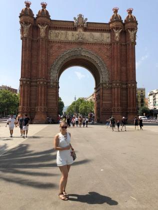 Ciutadella Monument
