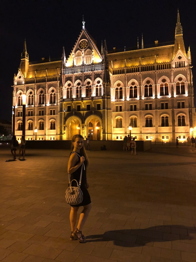 A walk to remember in Budapest