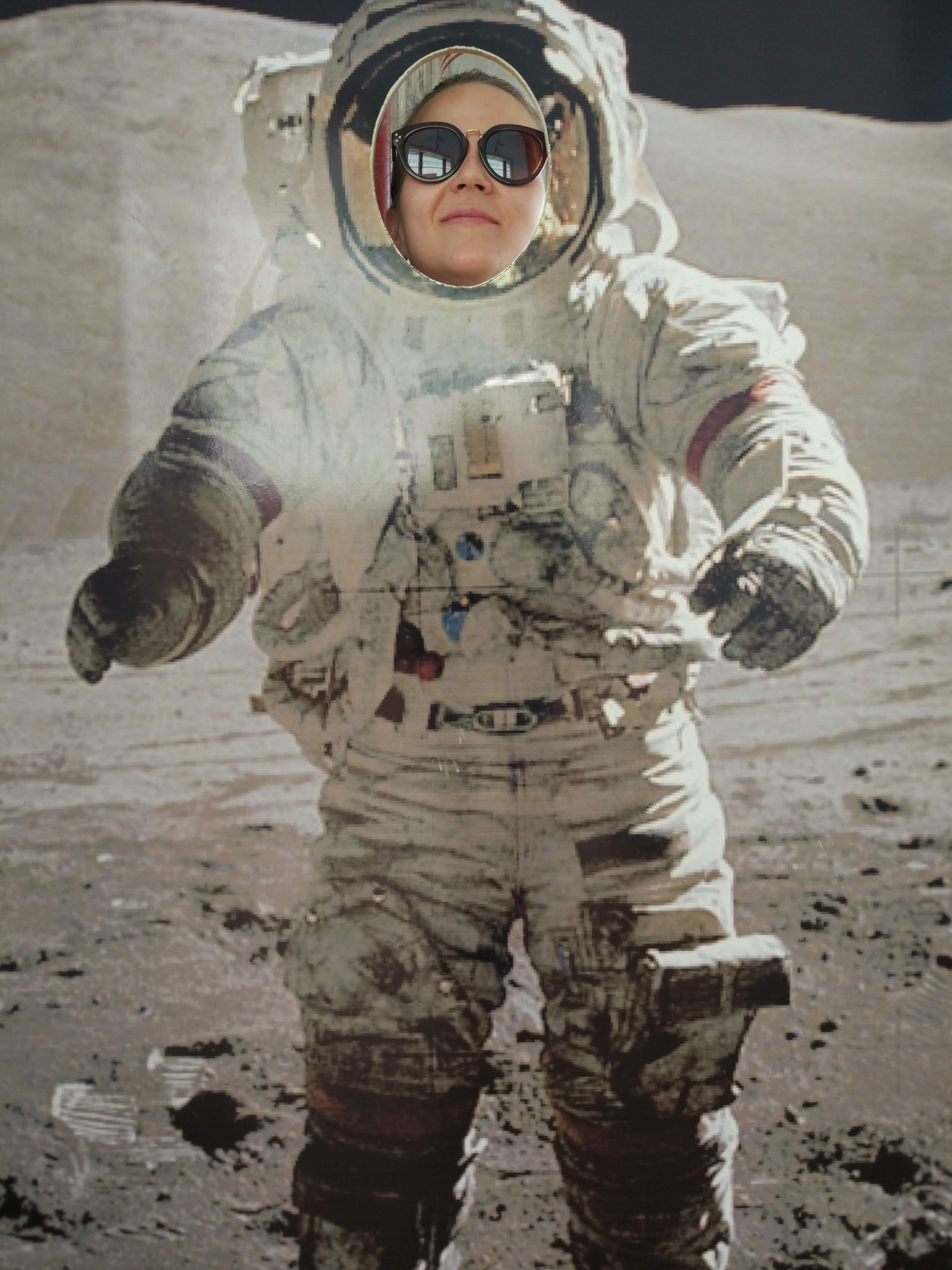 Me trying to be a spaceman